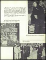 1957 Our Lady of the Valley High School Yearbook Page 58 & 59
