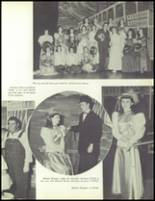 1957 Our Lady of the Valley High School Yearbook Page 60 & 61