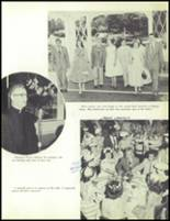 1957 Our Lady of the Valley High School Yearbook Page 62 & 63