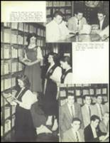 1957 Our Lady of the Valley High School Yearbook Page 68 & 69