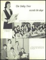 1957 Our Lady of the Valley High School Yearbook Page 70 & 71