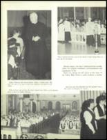1957 Our Lady of the Valley High School Yearbook Page 80 & 81