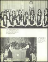 1957 Our Lady of the Valley High School Yearbook Page 82 & 83