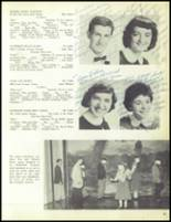 1957 Our Lady of the Valley High School Yearbook Page 86 & 87