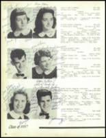 1957 Our Lady of the Valley High School Yearbook Page 88 & 89