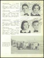 1957 Our Lady of the Valley High School Yearbook Page 92 & 93