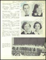 1957 Our Lady of the Valley High School Yearbook Page 94 & 95
