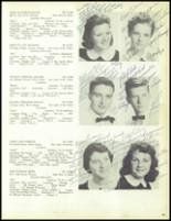 1957 Our Lady of the Valley High School Yearbook Page 96 & 97
