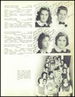 1957 Our Lady of the Valley High School Yearbook Page 106 & 107