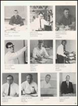 1968 Reagan County High School Yearbook Page 16 & 17