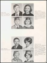 1968 Reagan County High School Yearbook Page 20 & 21