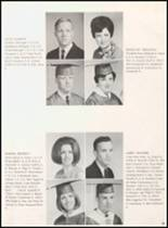 1968 Reagan County High School Yearbook Page 22 & 23