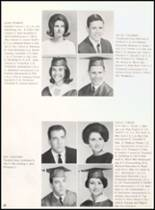 1968 Reagan County High School Yearbook Page 24 & 25