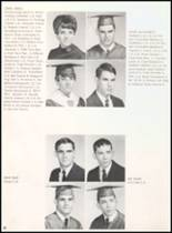1968 Reagan County High School Yearbook Page 26 & 27
