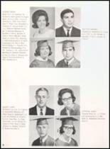 1968 Reagan County High School Yearbook Page 28 & 29