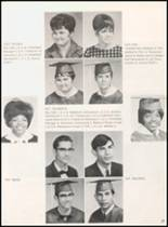 1968 Reagan County High School Yearbook Page 30 & 31