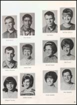 1968 Reagan County High School Yearbook Page 40 & 41
