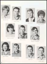 1968 Reagan County High School Yearbook Page 42 & 43