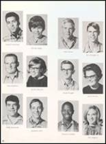 1968 Reagan County High School Yearbook Page 46 & 47
