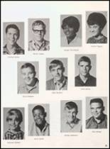 1968 Reagan County High School Yearbook Page 48 & 49