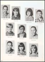 1968 Reagan County High School Yearbook Page 50 & 51