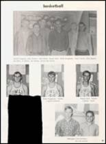 1968 Reagan County High School Yearbook Page 90 & 91