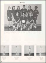 1968 Reagan County High School Yearbook Page 98 & 99