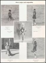 1968 Reagan County High School Yearbook Page 104 & 105
