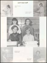 1968 Reagan County High School Yearbook Page 108 & 109