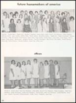 1968 Reagan County High School Yearbook Page 110 & 111