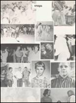 1968 Reagan County High School Yearbook Page 124 & 125