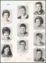 1968 Reagan County High School Yearbook Page 134 & 135