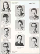1968 Reagan County High School Yearbook Page 136 & 137