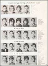 1968 Reagan County High School Yearbook Page 140 & 141