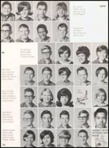 1968 Reagan County High School Yearbook Page 142 & 143