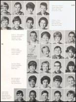 1968 Reagan County High School Yearbook Page 148 & 149
