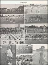 1968 Reagan County High School Yearbook Page 154 & 155