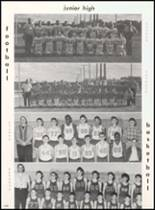 1968 Reagan County High School Yearbook Page 158 & 159