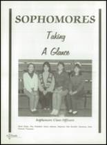 1994 Terrell High School Yearbook Page 40 & 41