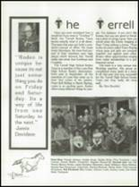 1994 Terrell High School Yearbook Page 116 & 117