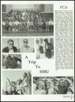 1994 Terrell High School Yearbook Page 138 & 139