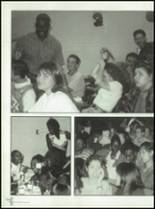 1994 Terrell High School Yearbook Page 158 & 159