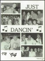 1994 Terrell High School Yearbook Page 166 & 167