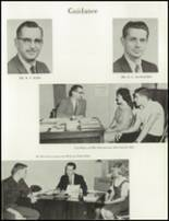 1962 Chartiers Valley High School Yearbook Page 14 & 15