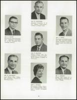 1962 Chartiers Valley High School Yearbook Page 20 & 21
