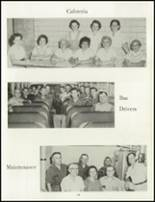 1962 Chartiers Valley High School Yearbook Page 22 & 23