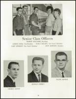 1962 Chartiers Valley High School Yearbook Page 26 & 27