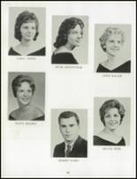 1962 Chartiers Valley High School Yearbook Page 28 & 29