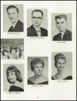 1962 Chartiers Valley High School Yearbook Page 30 & 31