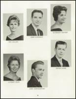 1962 Chartiers Valley High School Yearbook Page 32 & 33
